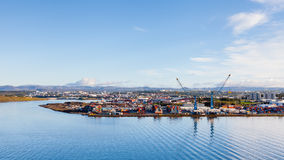The Port of Reykjavik Royalty Free Stock Photography