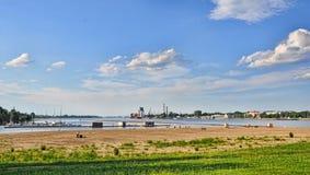 Port of Riga stock images