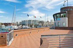 Port of Rimini Royalty Free Stock Photography