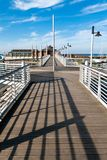 Port of Rimini Royalty Free Stock Photos