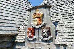 Port Royal National Historic Site, NS, Canada Royalty Free Stock Photos
