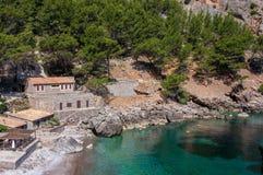 Port Sa Calobra, Mallorca, Spain Stock Photos