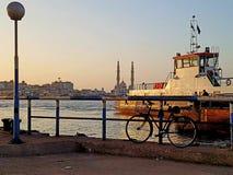 Port Said stock foto's