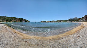 Port Sallor Mallorca Spain panorama Stock Photography