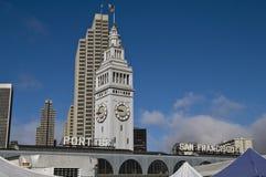 Port of San Francisco Royalty Free Stock Image