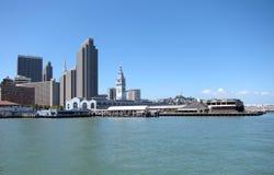 Port of San Francisco Royalty Free Stock Photos