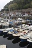 Port, San Sebastian Baskijski kraj, Hiszpania Zdjęcia Stock