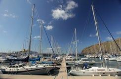 Port in San Sebastian Stock Photo