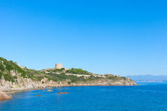 Port Santa Teresa di Gallura, Italy. Royalty Free Stock Photo