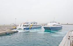 Port Savina Formentera Royalty Free Stock Photography