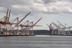Port of Seattle Stock Images
