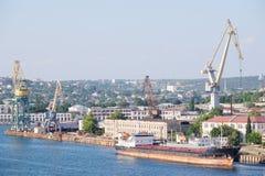 port of Sevastopol, Crimea Royalty Free Stock Image
