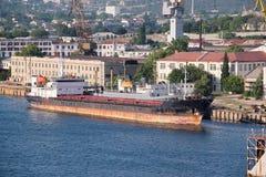 port of Sevastopol, Crimea Stock Photo