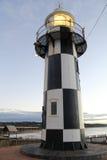 Port Shepstone Lighthouse Royalty Free Stock Photography