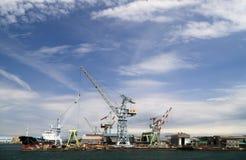 Port of Shimizu Royalty Free Stock Photography