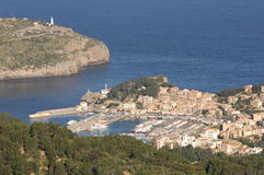 Port Soller Royalty Free Stock Photo