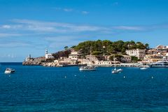 Port Soller Royalty Free Stock Photography