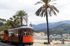 Port Soller royalty free stock photos