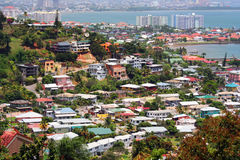 Port of Spain royalty free stock photography