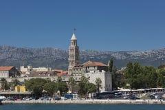 Port of Split, Croatia Royalty Free Stock Photography