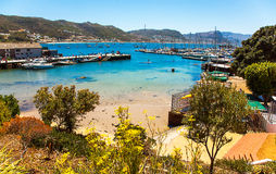 Port of St.James. South Africa Royalty Free Stock Photo