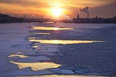Port St Petersburg, Rosja Zdjęcie Royalty Free