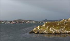 Free Port Stanley, Falkland Islands - Islas Malvinas Stock Images - 168842934