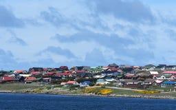 Free Port Stanley, Falkland Islands - Islas Malvinas Stock Images - 168915134
