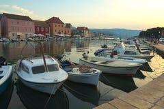 Port in Stari Grad Royalty Free Stock Photo