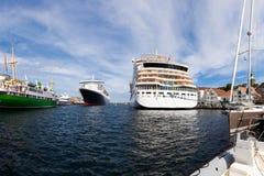 Port of Stavanger Royalty Free Stock Images