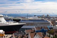 Port of Stavanger Stock Photography