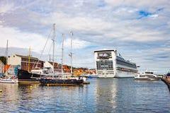 Port of Stavanger Stock Images