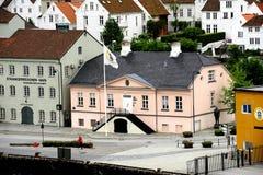 Port of Stavanger Stock Image