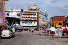 Port of Stavanger, Norway. Stock Photography