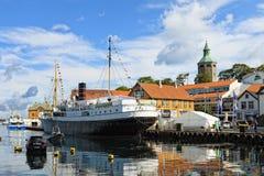 Port of Stavanger, Norway Stock Photos