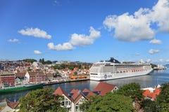 Port of Stavanger, Norway Royalty Free Stock Image
