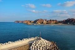 Port Sultan Qaboos Royalty Free Stock Image