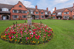 Port Sunlight Model English Village Houses Royalty Free Stock Images