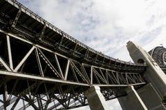 port Sydney de passerelle Images libres de droits