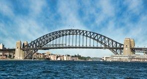 port Sydney de passerelle Photos libres de droits