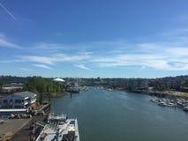 port Tacoma obraz royalty free