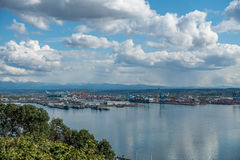 port Tacoma Zdjęcie Royalty Free