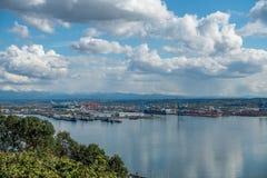 Port Of Tacoma royalty free stock photo