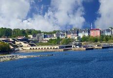 Port of Tallinn Estonia Stock Images