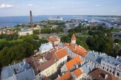 Port of Tallinn Royalty Free Stock Photos