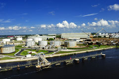 Port of Tampa, Florida Stock Photos