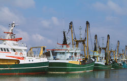 Port of Texel Royalty Free Stock Photo