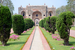 Port till Jehangir'sens gravvalv Royaltyfri Foto