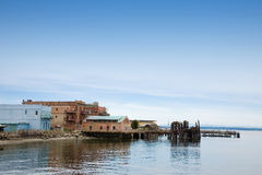 Port Townsend Royalty Free Stock Photos