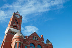 Port Townsend City Hall Royalty Free Stock Images